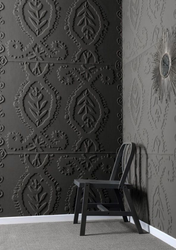mad about the house - embossed
