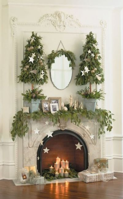 fireplace - decorating your small space