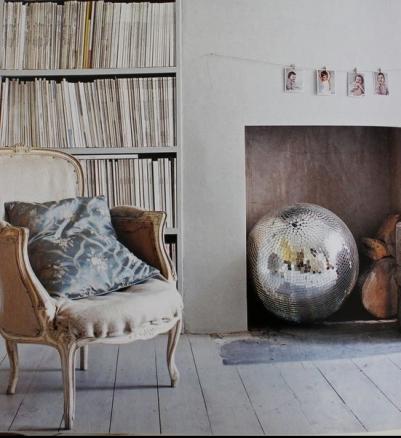 fireplace - glitter guide