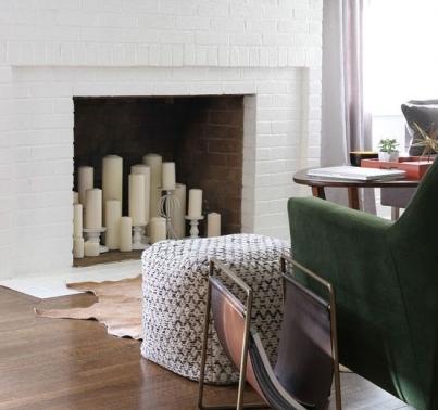 fireplace - louisiana lagniappe