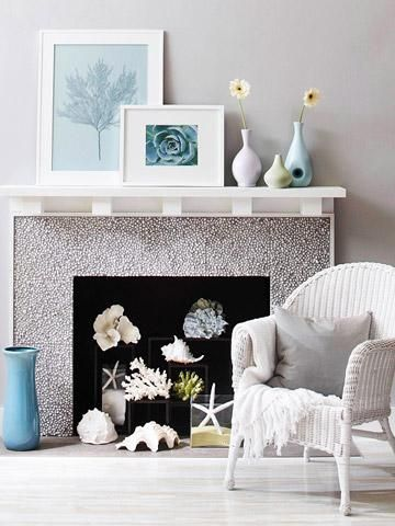 fireplace - midwest living