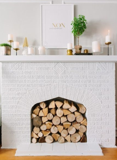fireplace - pinterest 2