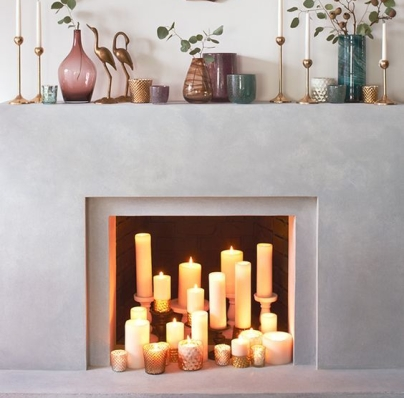 fireplace - target