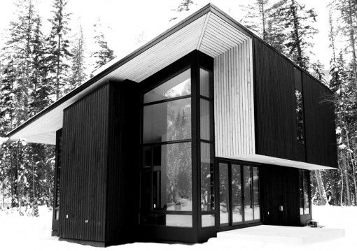prefab home - small house style