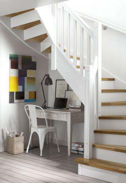 under stairs - anu reinson
