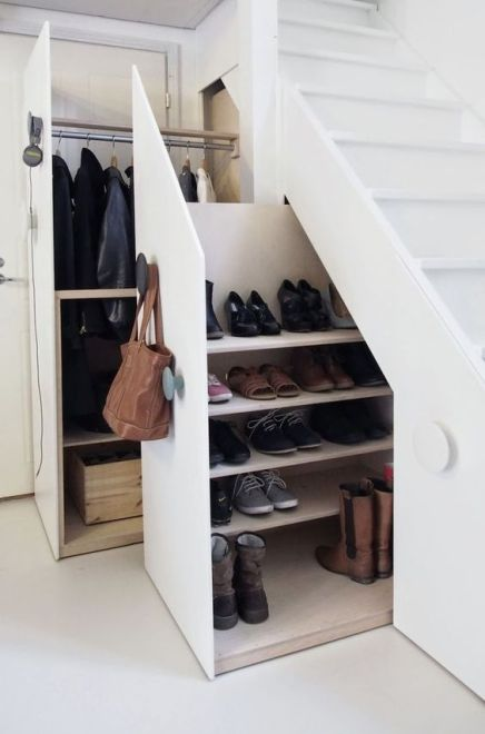 under stairs - home decoratings