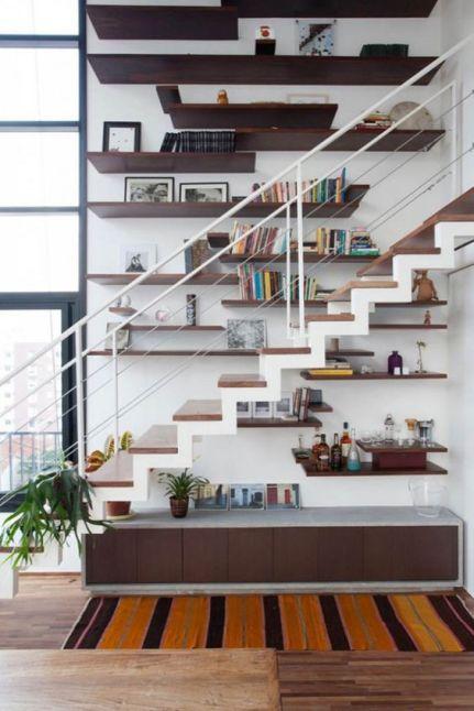 under stairs - pinterest