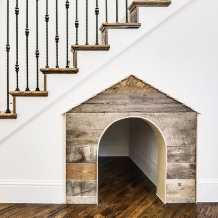 under stairs - trend crafts